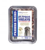 Healthy Breeds 840235171546 10 oz Pyrenean Shepherd All Natural Freeze Dried Treats Beef Liver