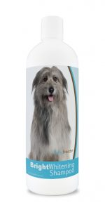 Healthy Breeds 840235171560 12 oz Pyrenean Shepherd Bright Whitening Shampoo