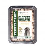 Healthy Breeds 840235171584 8 oz Pyrenean Shepherd All Natural Freeze Dried Treats Chicken Breast
