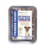 Healthy Breeds 840235171638 10 oz Smooth Fox Terrier All Natural Freeze Dried Treats Beef Liver