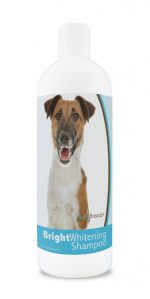 Healthy Breeds 840235171669 12 oz Smooth Fox Terrier Bright Whitening Shampoo