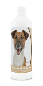 Healthy Breeds 840235171713 16 oz Smooth Fox Terrier Oatmeal Shampoo with Aloe