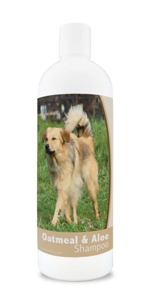 Healthy Breeds 840235172062 16 oz Chinook Oatmeal Shampoo with Aloe