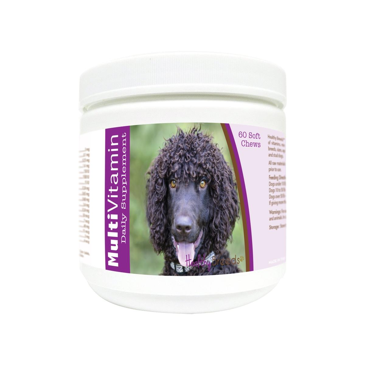 Healthy Breeds 840235172093 Irish Water Spaniel Multi-Vitamin Soft Chews - 60 Count