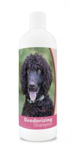 Healthy Breeds 840235172109 16 oz Irish Water Spaniel Deodorizing Shampoo