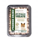 Healthy Breeds 840235172277 8 oz Icelandic Sheepdog All Natural Freeze Dried Treats Chicken Breast
