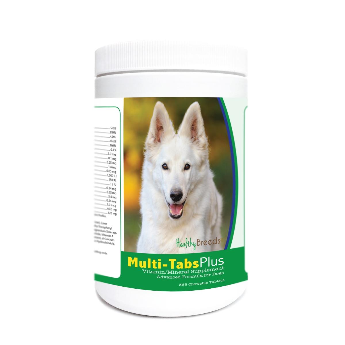 Healthy Breeds 840235172291 German Shepherd Multi-Tabs Plus Chewable Tablets - 365 Count