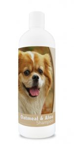 Healthy Breeds 840235172567 16 oz Tibetan Spaniel Oatmeal Shampoo with Aloe