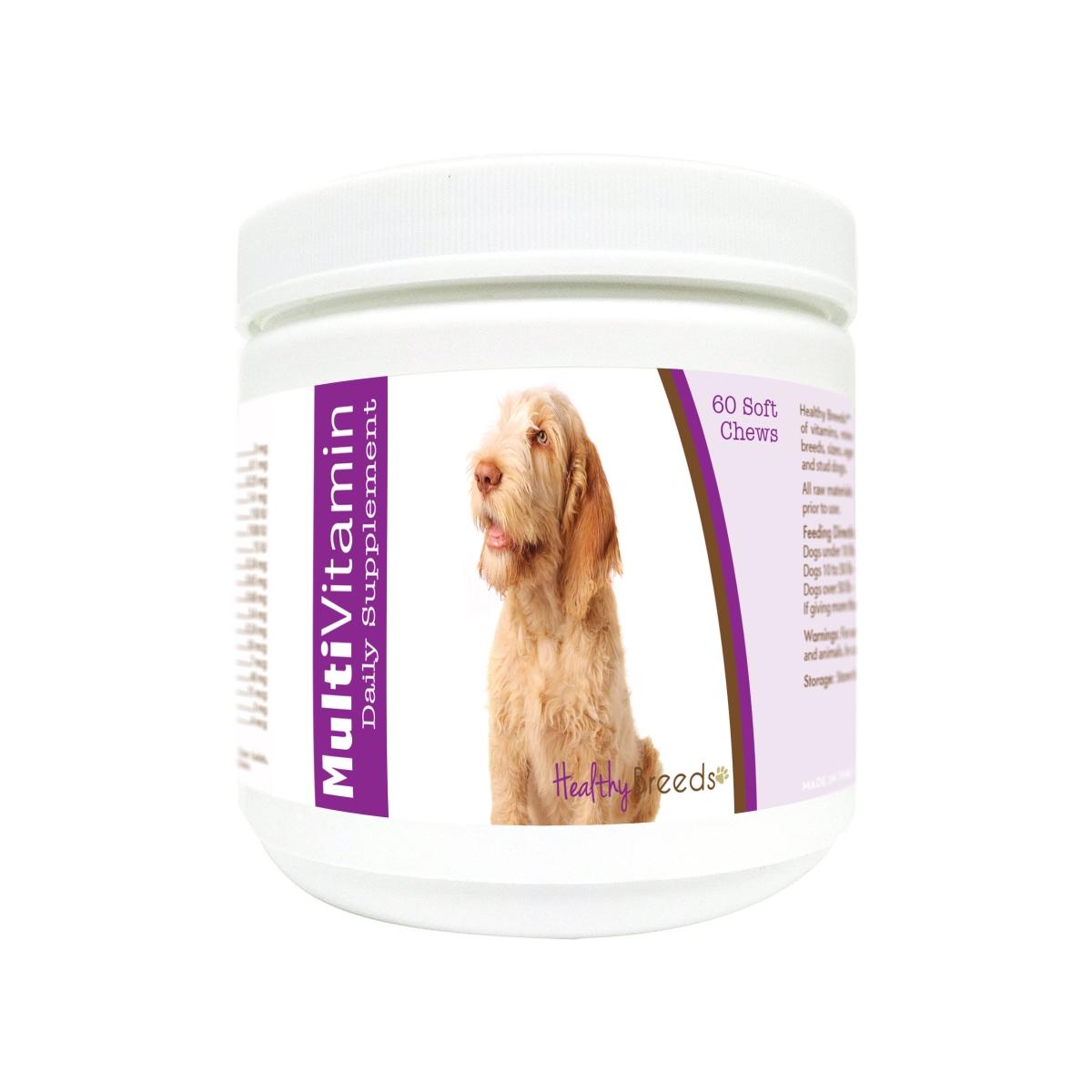 Healthy Breeds 840235172697 Spinoni Italiani Multi-Vitamin Soft Chews - 60 Count