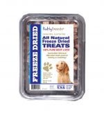 Healthy Breeds 840235172703 10 oz Spinoni Italiani All Natural Freeze Dried Treats Beef Liver