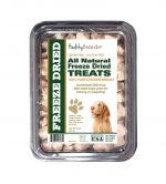 Healthy Breeds 840235172734 8 oz Spinoni Italiani All Natural Freeze Dried Treats Chicken Breast