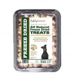 Healthy Breeds 840235173465 8 oz Manchester Terrier All Natural Freeze Dried Treats Chicken Breast