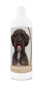 Healthy Breeds 840235173717 16 oz Schnoodle Oatmeal Shampoo with Aloe