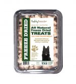 Healthy Breeds 840235173816 8 oz Schipperke All Natural Freeze Dried Treats Chicken Breast
