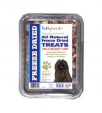 Healthy Breeds 840235173960 10 oz Pulik All Natural Freeze Dried Treats Beef Liver