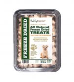 Healthy Breeds 840235174165 8 oz Norfolk Terrier All Natural Freeze Dried Treats Chicken Breast