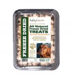 Healthy Breeds 840235174356 8 oz Redbone Coonhound All Natural Freeze Dried Treats Chicken Breast