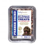 Healthy Breeds 840235174530 10 oz Spanish Water Dog All Natural Freeze Dried Treats Beef Liver
