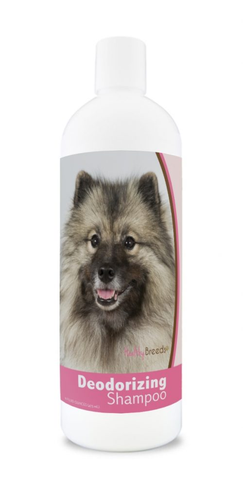 Healthy Breeds 840235174943 16 oz Keeshonden Deodorizing Shampoo
