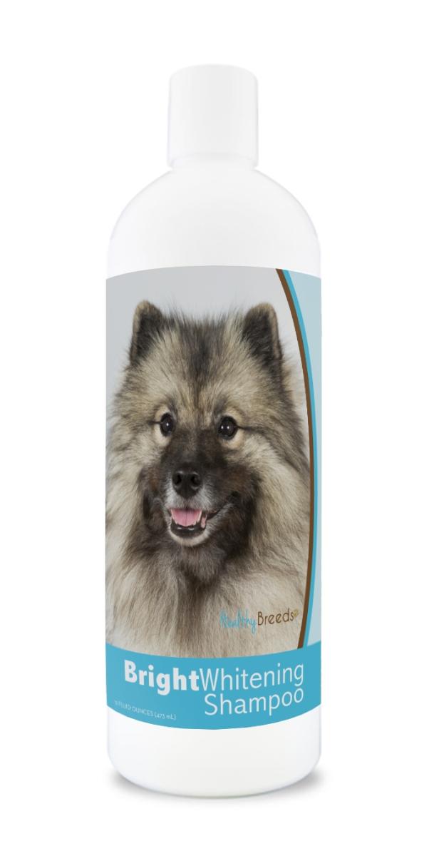 Healthy Breeds 840235174950 12 oz Keeshonden Bright Whitening Shampoo