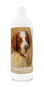 Healthy Breeds 840235175094 16 oz Irish Red & White Setter Oatmeal Shampoo with Aloe