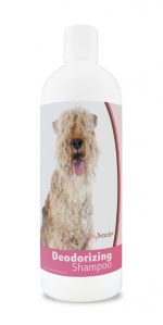 Healthy Breeds 840235175339 16 oz Lakeland Terrier Deodorizing Shampoo