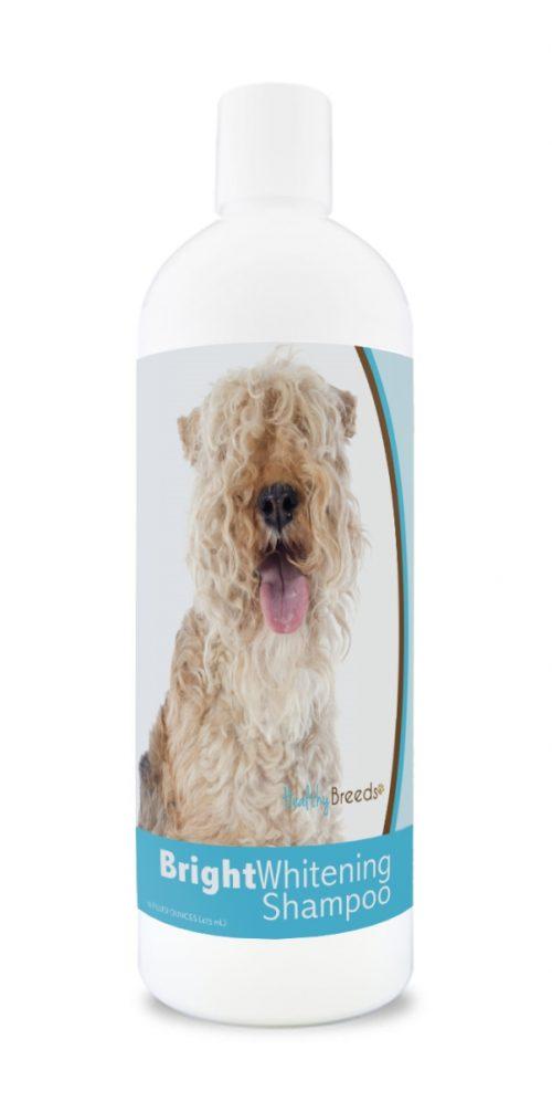 Healthy Breeds 840235175346 12 oz Lakeland Terrier Bright Whitening Shampoo