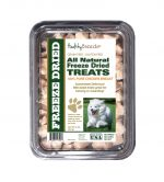 Healthy Breeds 840235175438 8 oz American Eskimo Dog All Natural Freeze Dried Treats Chicken Breast