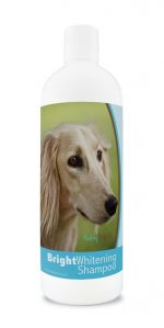 Healthy Breeds 840235175735 12 oz Saluki Bright Whitening Shampoo