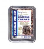 Healthy Breeds 840235176183 10 oz American Water Spaniel All Natural Freeze Dried Treats Beef Liver