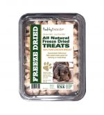 Healthy Breeds 840235176220 8 oz American Water Spaniel All Natural Freeze Dried Treats Chicken Breast