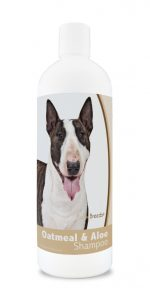 Healthy Breeds 840235176466 16 oz Miniature Bull Terrier Oatmeal Shampoo with Aloe
