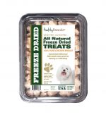 Healthy Breeds 840235176633 8 oz Coton de Tulear All Natural Freeze Dried Treats Chicken Breast