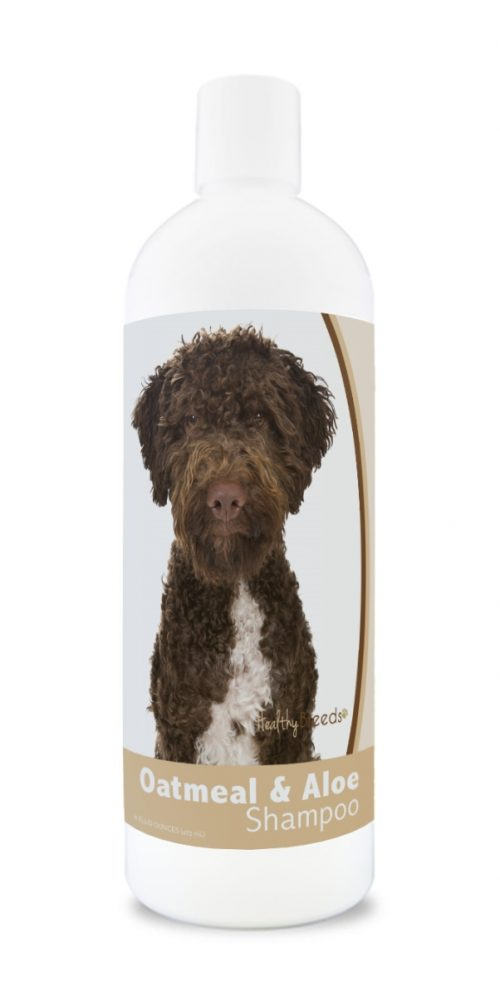 Healthy Breeds 840235176756 16 oz Lagotti Romagnoli Oatmeal Shampoo with Aloe