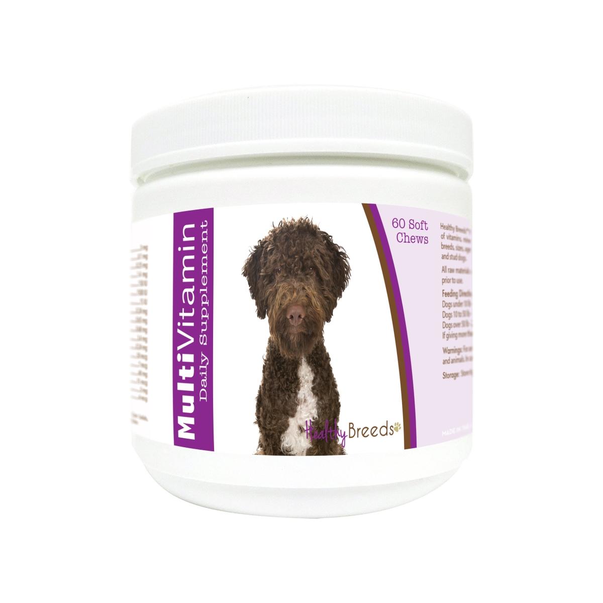 Healthy Breeds 840235176817 Lagotti Romagnoli Multi-Vitamin Soft Chews - 60 Count