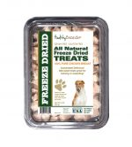 Healthy Breeds 840235176954 8 oz Borzois All Natural Freeze Dried Treats Chicken Breast