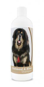 Healthy Breeds 840235177029 16 oz Tibetan Mastiff Oatmeal Shampoo with Aloe