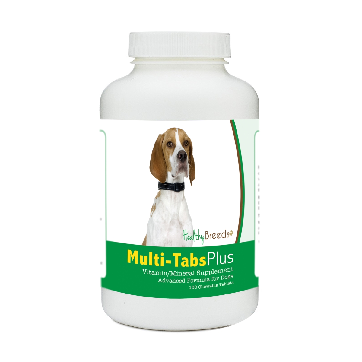 Healthy Breeds 840235177098 English Pointer Multi-Tabs Plus Chewable Tablets - 180 Count