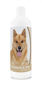 Healthy Breeds 840235177340 16 oz Finnish Spitz Oatmeal Shampoo with Aloe