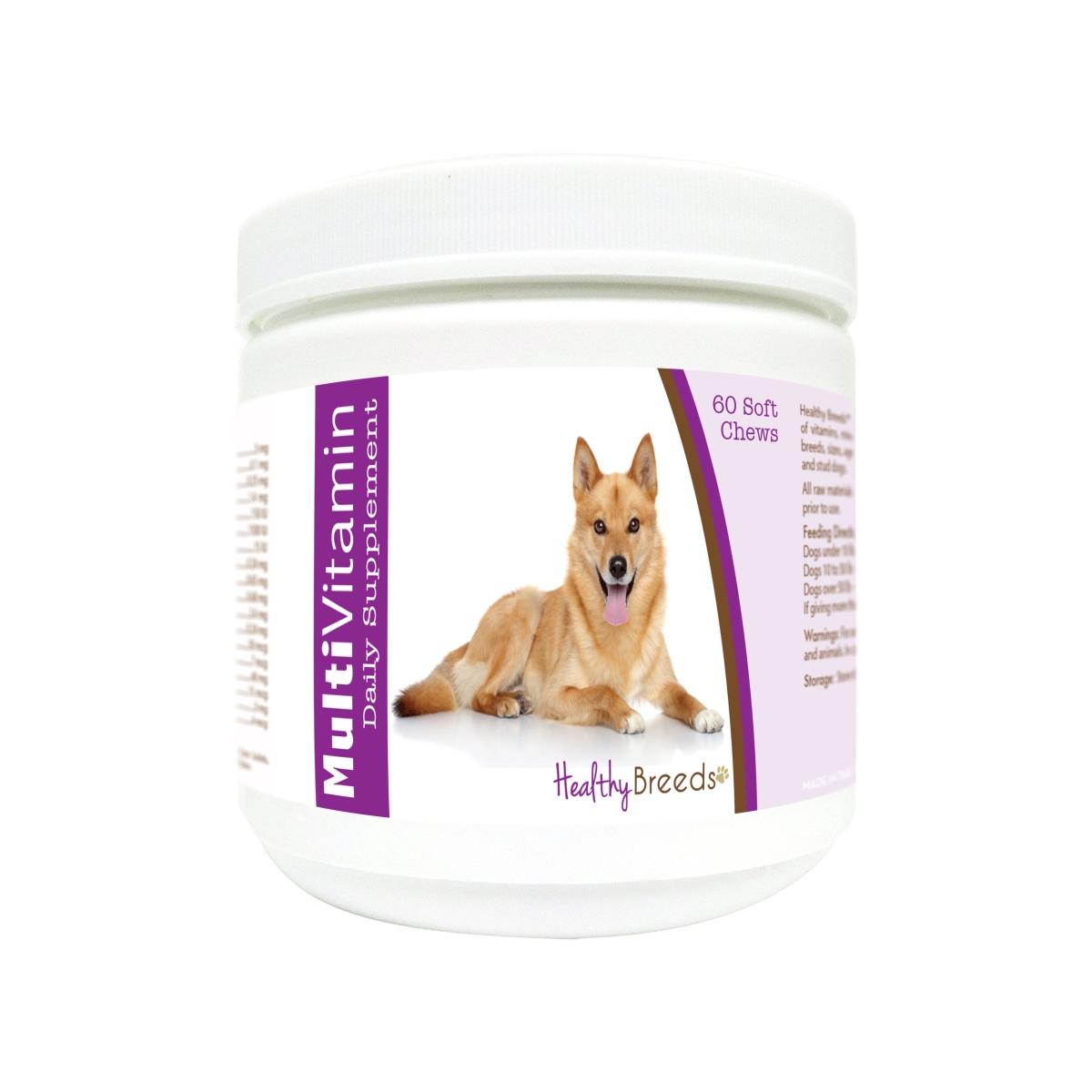 Healthy Breeds 840235177371 Finnish Spitz Multi-Vitamin Soft Chews - 60 Count