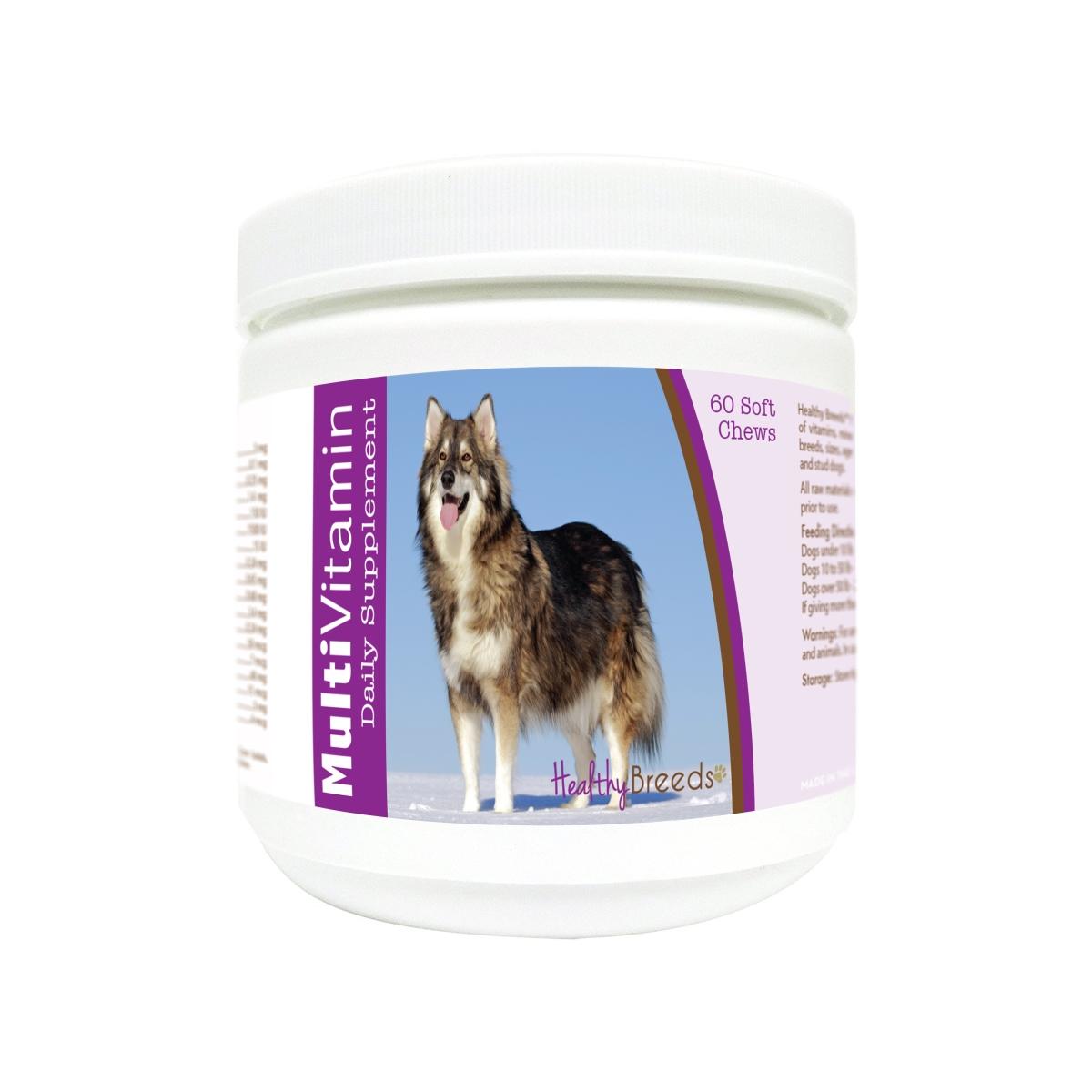 Healthy Breeds 840235177746 Utonagan Multi-Vitamin Soft Chews - 60 Count