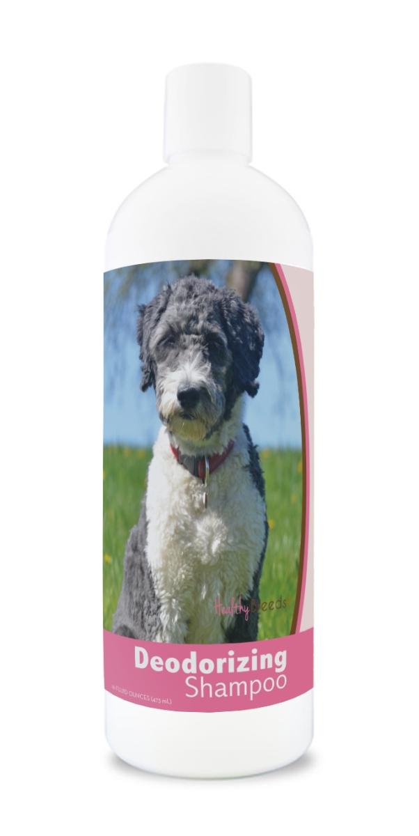 Healthy Breeds 840235177753 16 oz Aussiedoodle Deodorizing Shampoo