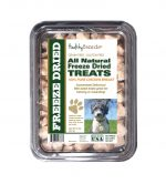 Healthy Breeds 840235177777 8 oz Aussiedoodle All Natural Freeze Dried Treats Chicken Breast