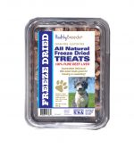Healthy Breeds 840235177838 10 oz Aussiedoodle All Natural Freeze Dried Treats Beef Liver