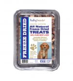 Healthy Breeds 840235177906 10 oz Cavapoo All Natural Freeze Dried Treats Beef Liver