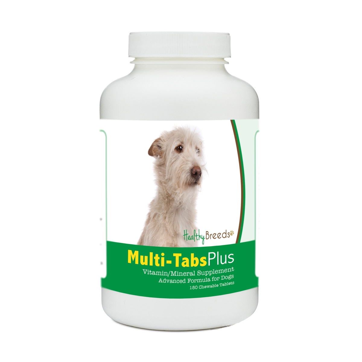 Healthy Breeds 840235178248 Portuguese Podengo Pequeno Multi-Tabs Plus Chewable Tablets - 180 Count