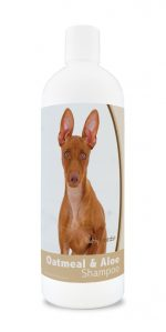 Healthy Breeds 840235178286 16 oz Cirneco Dell Etna Oatmeal Shampoo with Aloe