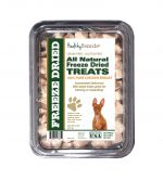 Healthy Breeds 840235178354 8 oz Cirneco Dell Etna All Natural Freeze Dried Treats Chicken Breast