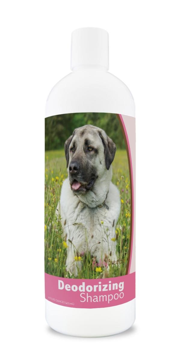 Healthy Breeds 840235178552 16 oz Anatolian Shepherd Dog Deodorizing Shampoo