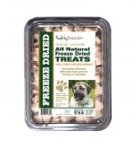 Healthy Breeds 840235178576 8 oz Anatolian Shepherd Dog All Natural Freeze Dried Treats Chicken Breast